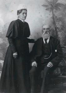 Caroline and James Honeyfield