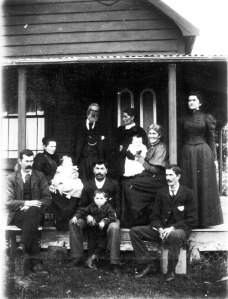 Honeyfield family 1899