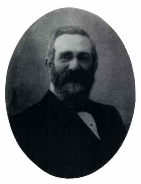 Frederick Joseph Morris